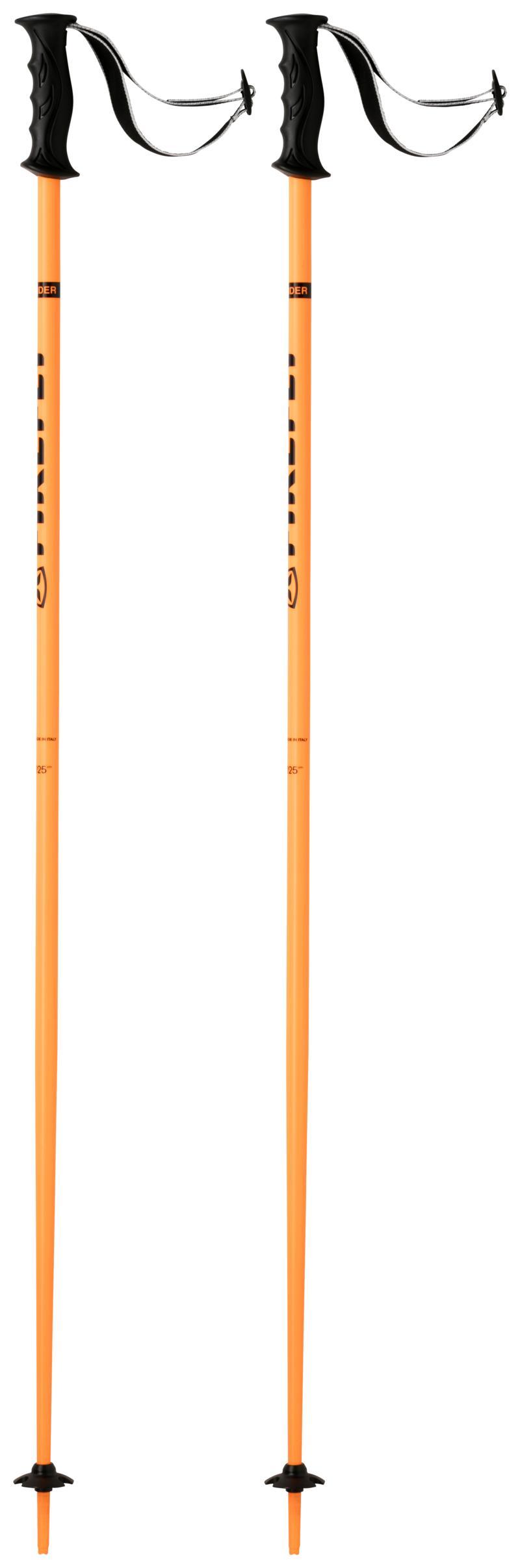 Firefly WALLRIDER, štapovi za skijanje, narandžasta