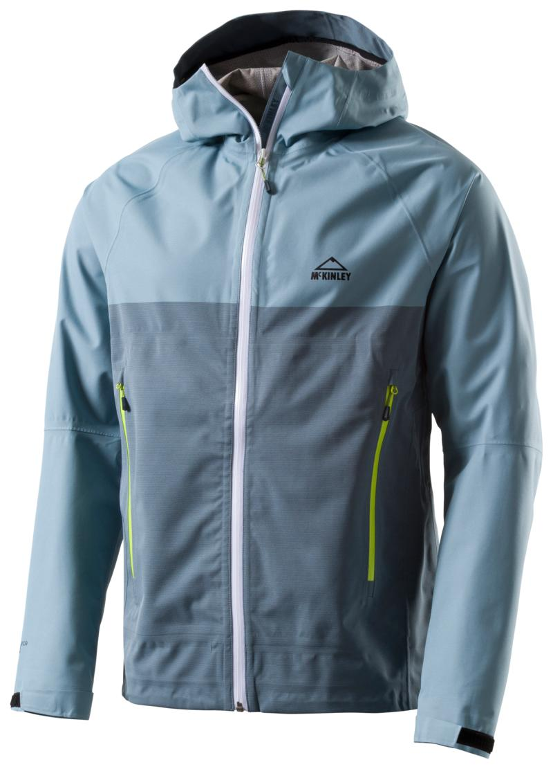 McKinley ZAGROS UX, muška jakna za planinarenje, plava